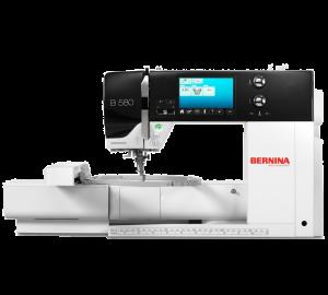 BERNINA 580 с вышивальным модулем